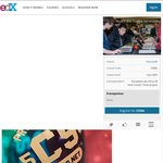 edX: Deals, Coupons and Vouchers - OzBargain
