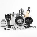 80 Piece Kitchen Starter Set @ Target $49