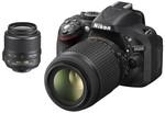 Nikon D5200 TLK (18-55 and 55-200) for $679 + Shipping from Kogan **GREY IMPORT**