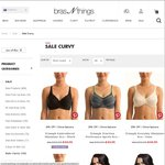 25% off Triumph, Playtex and Berlei Bras in E to H Cup | Brasnthings.com