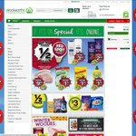 Woolworths Online Get 10% off with Purchase of $150 or More