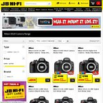 Trade in Your Dead/Not Working Camera for $100 OFF on Any Nikon DSLR at JB Hi-Fi