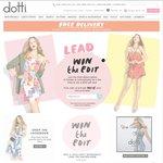 Free Delivery @ Dotti - No Minimum Spend