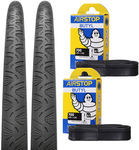 Continental GP4000S II Road Tyre Twin Pack + 2 Inner Tubes $92.25 Delivered @ probikekit.com.au