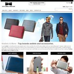 20% off & Free Shipping at Wallets-Online.com