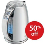 Cuisinart Programmable Kettle CPK-17 PerfecTemp 1.7 $84.50 SAVE $84.50 / 50% off @ Myer