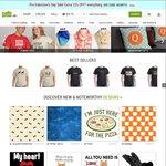 25% off T-Shirts at CafePress