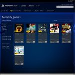 PlayStation Plus February Free Games (PS+ Subscription Required)