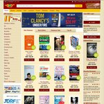 25-80% off Everything* at QBD The Bookshop Online