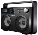 Rechargeable Bluetooth Ghetto Blaster $25 In Store @ Target