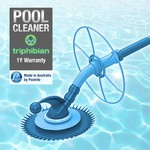 Poolrite Triphibian Head-Only Pool Cleaner $49 delivered @ Pool and Spa Warehouse