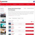Qantas - Brisbane/Melbourne/Sydney/Adelaide to Hong Kong, Return Fares from $649