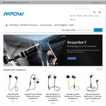 20% off For All Mpow Models + Free Shipping @ Mpow
