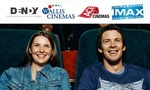 Australian Movie Voucher Including IMAX SYD $15 @ Groupon