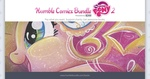 Humble Comics Bundle - My Little Pony Comics 2 by IDX, PWYW. Current avg $13.60 USD ($17.45 AUD)
