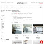 70% off on Selected Canningvale Bedding