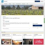 AmEx Statement Credits: Wine Star (Spend $150 Get $50), Mwave (Spend $100 Get $40)