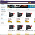 Free Shipping on Selected Samsung SSDs @ Mwave Normally $10