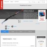 3x Lenovo Deals inc Delivery: IdeaPad i7 700 $1299, ThinkPad i5 X1 Yoga $1559, ThinkPad i7 X1 Carbon 4G $1879 (Links Inside)