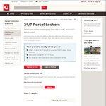 Get Free Access to over 250 Alternate Delivery Addresses @ Auspost Free Parcel Lockers (Sign up Required)