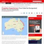 Free Coke for Designated Drivers [NSW, QLD, WA]