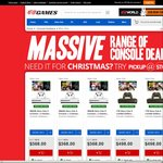 Xbox One S 500GB + [Battlefield 1 or Gears of War 4 or Minecraft] + 4K UHD Movie $299 @ EB Games