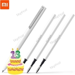 Xiaomi Mijia Pen - White (Black Ink), with 3 Genuine Replacement Refills - US $5.99 (~AU $7.86) with Free Shipping @ Tinydeal