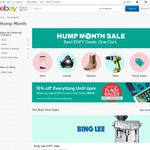 eBay $10 off Sitewide with Min $50 Spend (6PM to 8PM)