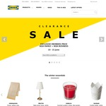 IKEA Clearance Sale (up to 70% off)- QLD, NSW, ACT, VIC, NT, TAS (e.g. King Bed with Storage $199 @ Tempe NSW)