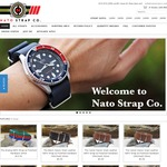 Nato Strap Co. Every Nylon Strap Buy One Get One Free From US $12.50 AU $16.32 Delivered