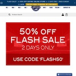Ballers Down Under - Flash Sale 50% OFF Entire Online Store (ends Sunday 11:59pm)