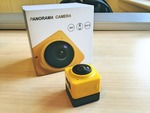 360 VR Camera's, 720p $39.95, 4k $59.95 Free Postage RRP $99.95 (Both) @ Modern Power Solutions