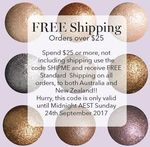 Free Shipping on Orders Over $25 @ e.l.f. cosmetics Sale Items From $1