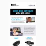 MEElectronics Matrix 3 ATP-X over Ear Headphones + Bluetooth Transmitter $119.99 USD ($60 off) + $21.61 USD Shipping