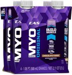 EAS Myoplex 12x500ml Choc Fudge 42g Protein Drink $20 ($35 Delivered) @ Power Supps Hamilton/Albany Creek QLD