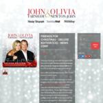 John Farnham & Olivia Newton-John Friends for Christmas - Deluxe Edition CD - $1.60 Delivered @ The Music Vault