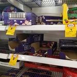 Coles Christmas Sweets Reduced. Cadbury $0.05 Per Block (100g) (Coles Waterloo NSW)