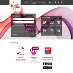 Virgin Mobile [Free] 2 Single Entry Lounge Passes to Virgin Australia Lounge for First 250 Claims