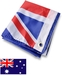 Large Australia Flag  180cm x 90 cm - FREE and Delivered Free @ Catch