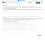10% off Sitewide at eBay for Your  Birthday (No Minimum Spend)