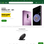 Samsung Galaxy S9 (64GB) Pre-Order 5GB Data $54.96 P/M (36 Months) + Bonus Wireless Charger @ Woolworths Mobile