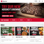 BOGOF Pizzas on Tuesdays @ Pizza Hut (Pick up Orders Only - Save up to $16 Per 2 Pizzas)