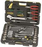 Stanley 132 Piece Metric / A/F Tool Kit $247 (Was $417) @ Bunnings | $235.60 (with PULL5 Code) @ eBay SuperCheapAuto