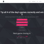 Win $10 for Predicting 4 Aus Sports Games from Specky App