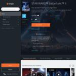Star Wars: Battlefront II - Origin PC (Singapore) $27.96 SGD ($27.89 AUD)