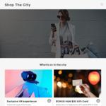 [VIC] Shop The City: Free Mocktails, Massages, Fairy Floss, $20 off $80 @ H&M + More (Melbourne)
