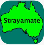 Free Strayamate (App) [Normally $2.99] and Aussie as Stickers! (Sticker App) [Normally $0.99] on iOS