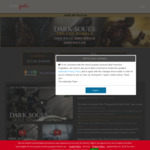 [PC] Dark Souls Trilogy Bundle US$39.99 (US$31.99 with Cryptocurrency) @ IndieGala