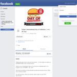 [QLD/NSW] 2-4-1 Burgers @ BurgerUrge (Today)