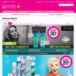 50% off Rimmel, Dove, Buy 1 Get 1 Free Sukin + More @ Priceline